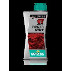 Motorex Power Synt 10w50 1 litr
