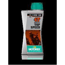 Motorex Top Speed 15w50 1 litr