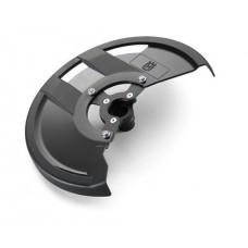Brake disc guard