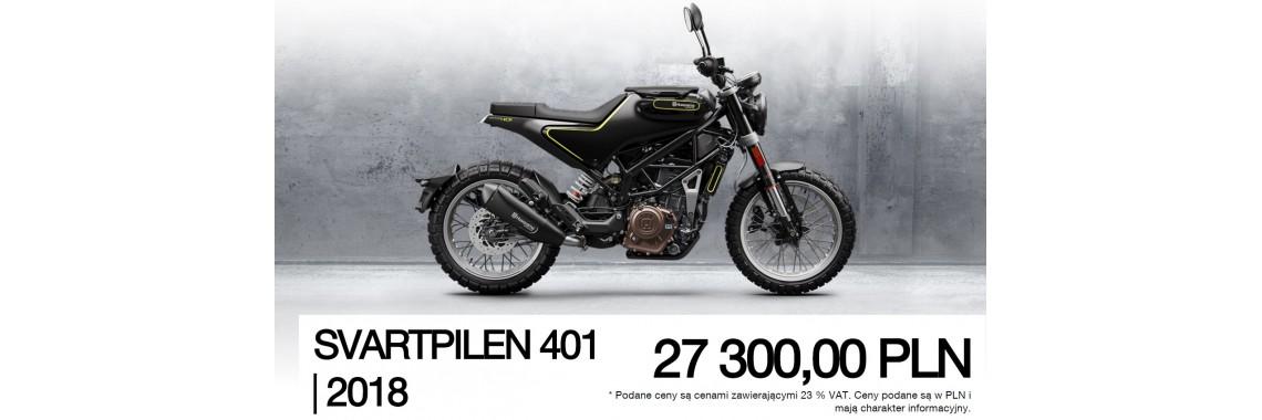 Svartpilen 401